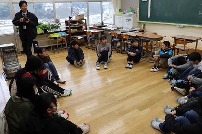 三和学園と交流会