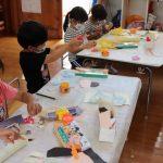 幼稚園 制作